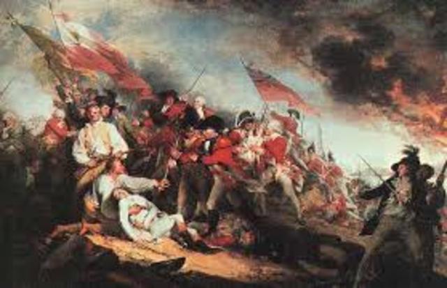 British capture Charleston