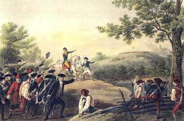 Battle of Bennington