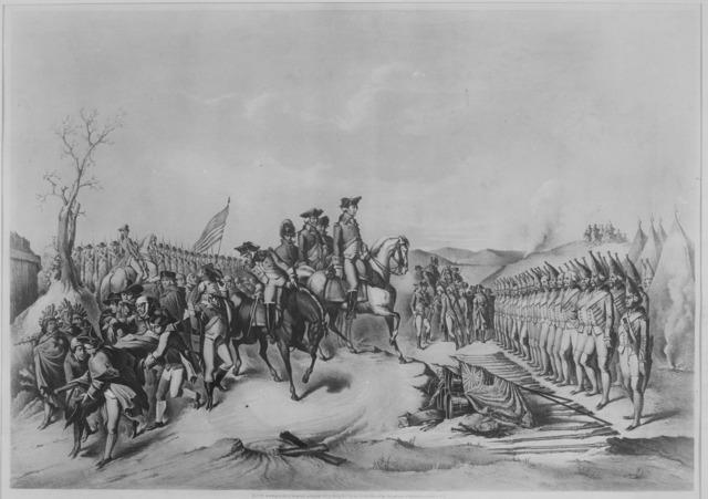 Capture of Trenton