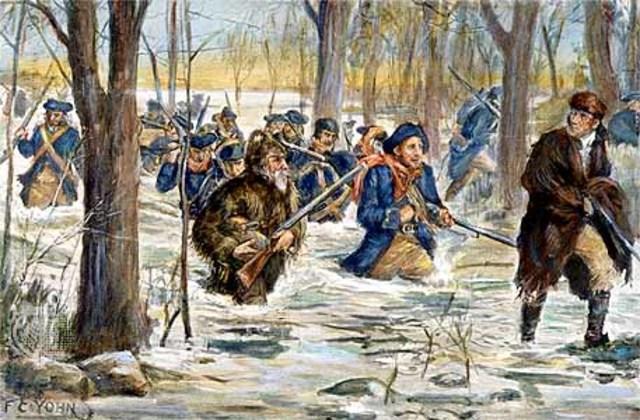 American Capture of Vincennes