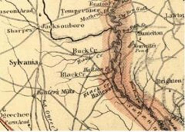 Battle of Brier Creek