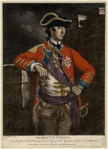 Howe Seizes Philadelphia