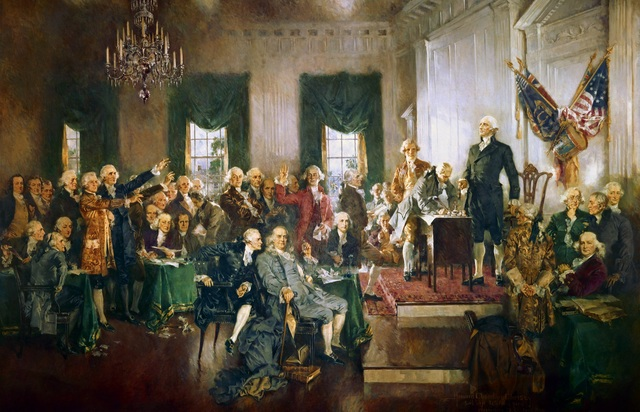 Constitution Signed