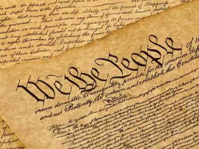 The  Constitution is Adopted