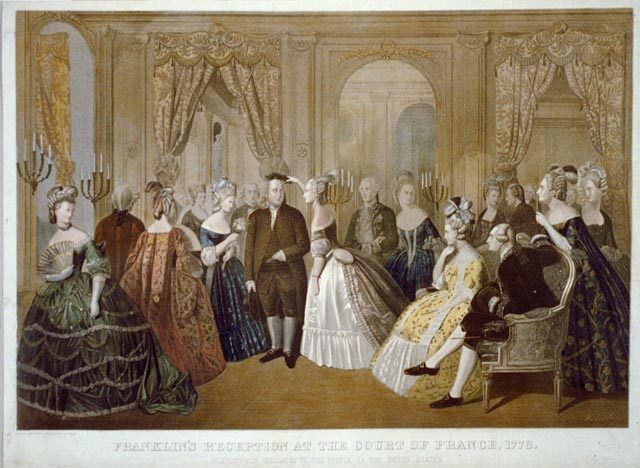 U.S. and France sign Treaty of Alliance of 1778