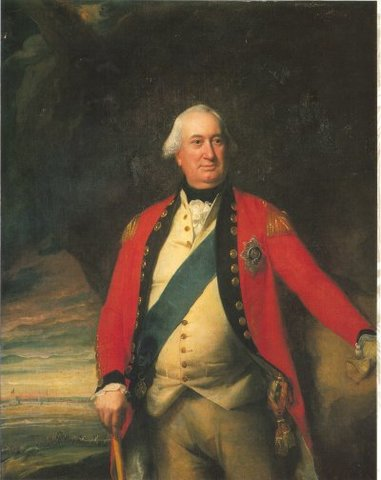 General Charles Cornwallis assumes control of British forces