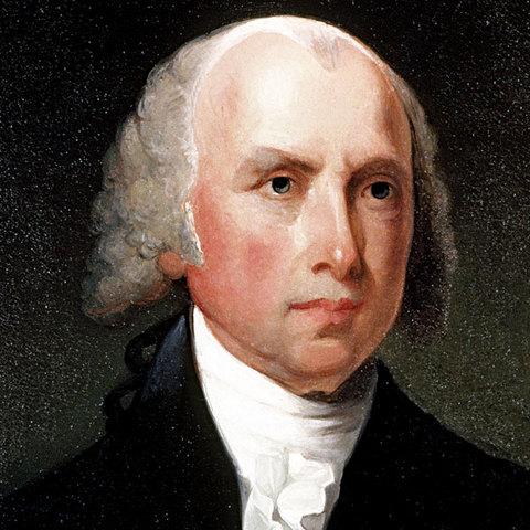 Virginia Plan written by James Madison