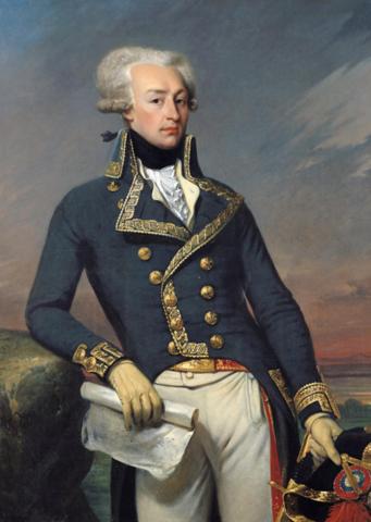 Lafayette arrives in Philadelphia