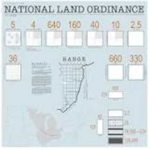 Land Ordinance of 1785