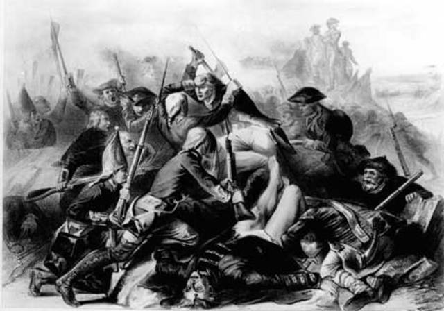 The Battle of Freeman's Farm