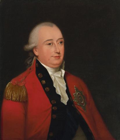 Charles Cornwallis takes command