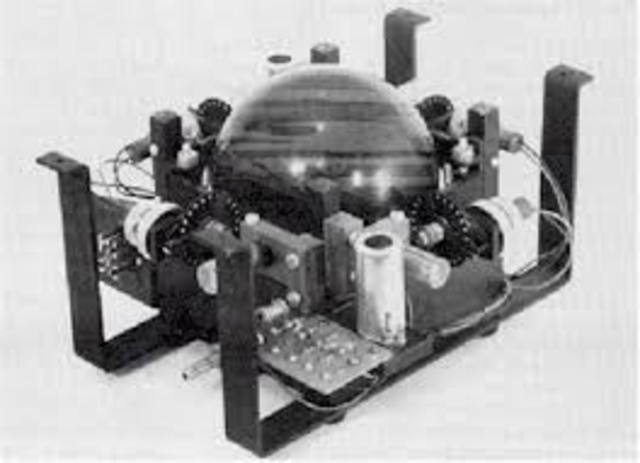 First Trackball Invented