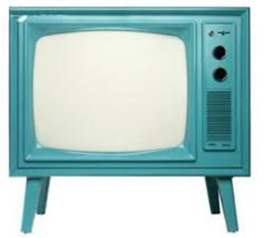 Television Launched To The Public