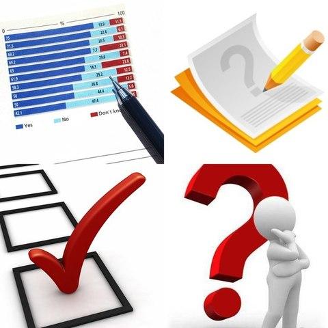 Социологический опрос: «Выявление степени популярности информационных технологий в молодежной среде. Определение адекватности восприятия ценностей, передаваемых посредством ИТ»