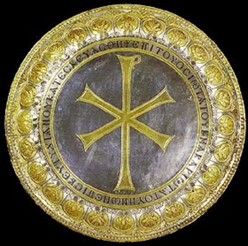 Paten from the Sion Treasure