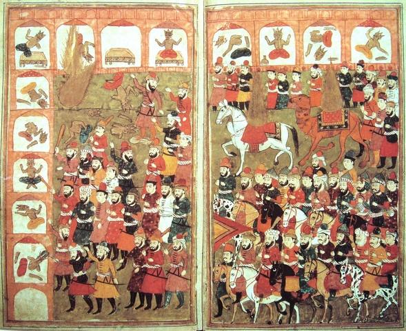 Conquest of Mecca