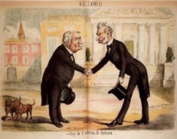 Pacte del Pardo ( Mireia de la Vega)
