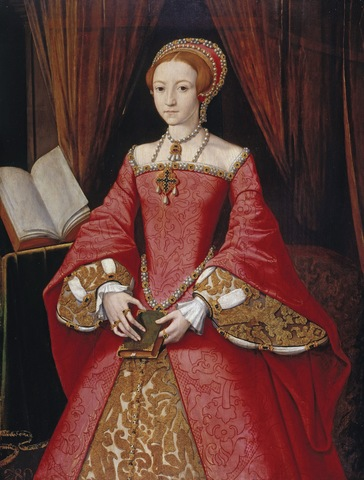 Elizabeth the fist becomes Queen of England.