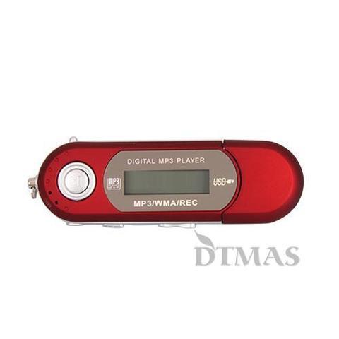 MP3 Rojo