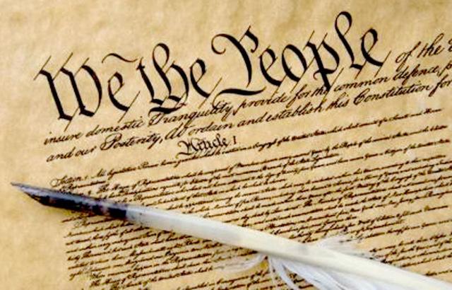 U.S Constitution ratified
