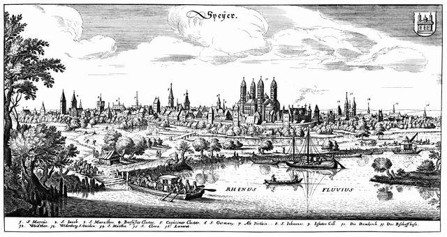 Diet of Speyer