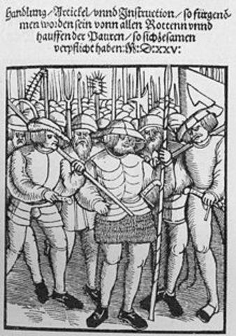 German Peasant Revolts