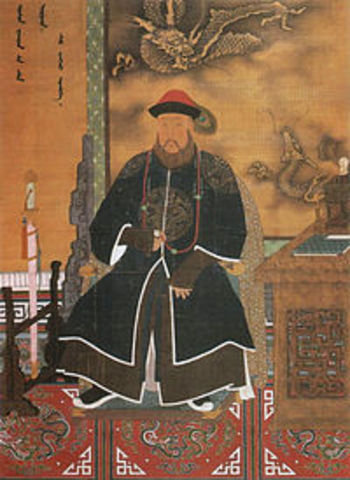 Qin Dynasty forms in china