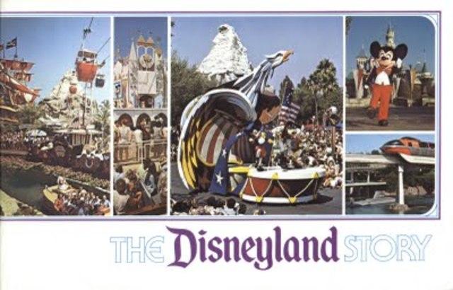 Disneyland Opens by Invitation
