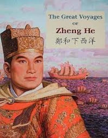 voyages of zhange he