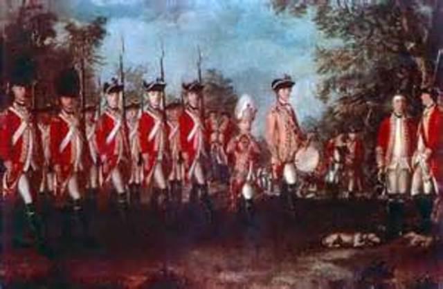 Final British Troops leave