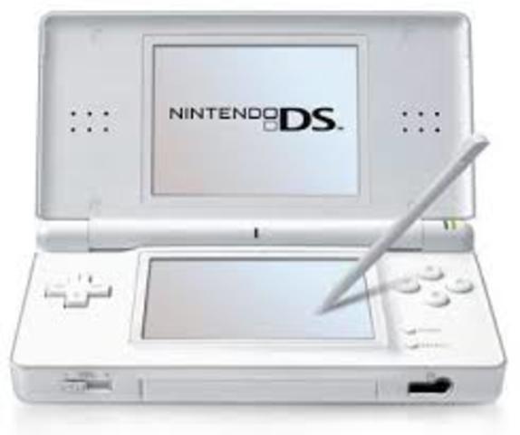 Revolución japonesa en el mercado: Nintendo DS
