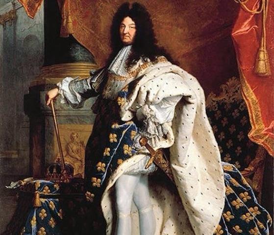 Loui XIV becomes king of england