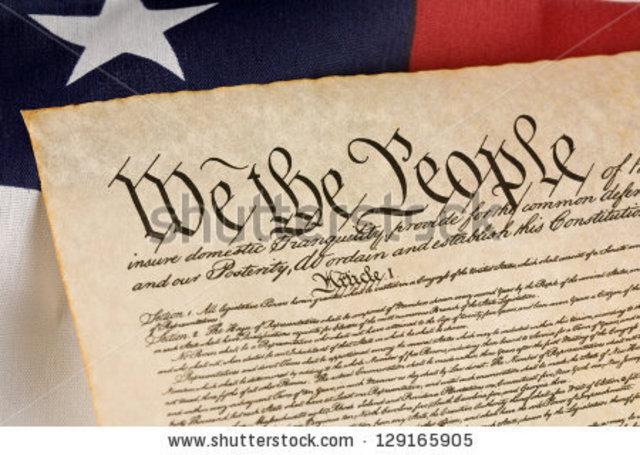 US Constitutio Ratified