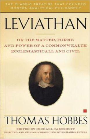 Thomas Hobbes writes Leviathon