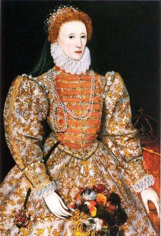 Elizabeth I becomes Queen of Englans