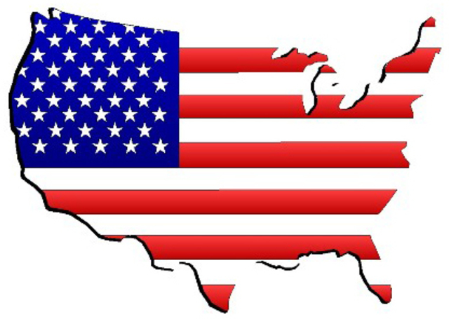 Move to the United States.