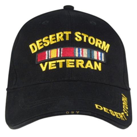 Desert Storm ends.
