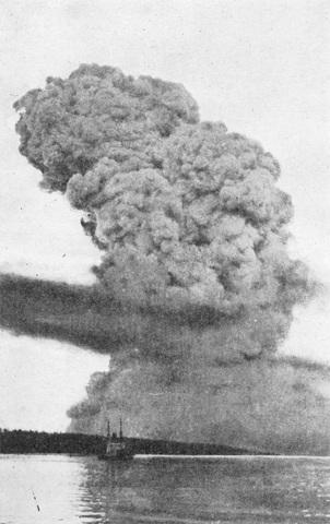 L'Éxplosions de Halifax