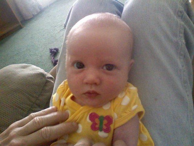 Kelsey Kay is born!
