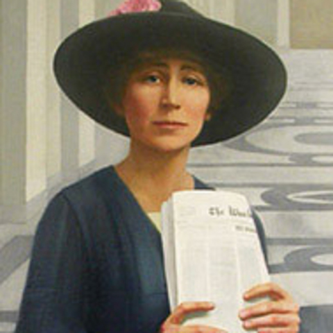 Jeanette Rankin Becomes First Woman Elected to Congress