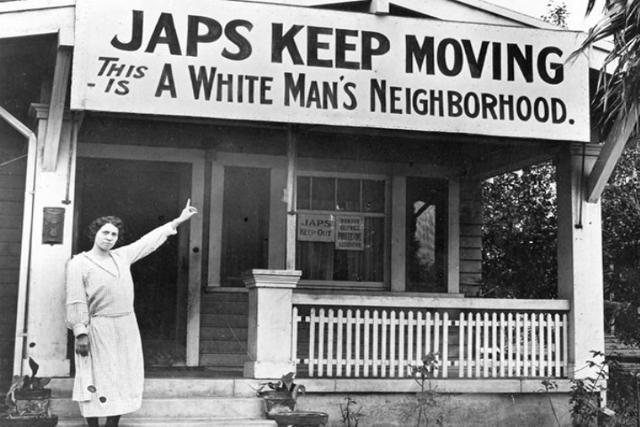 """Japanese """"Relocation Camps"""""""