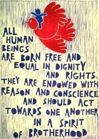 Human Rights - John Peters Humphrey