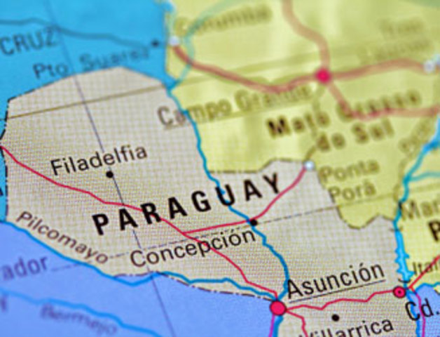 Independence in Paraguay