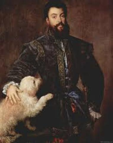 Titian was born