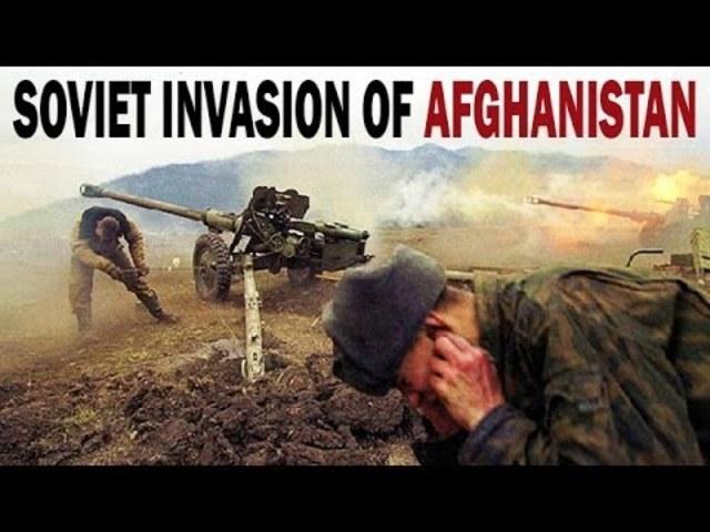 Soviet Troops invade Kabul