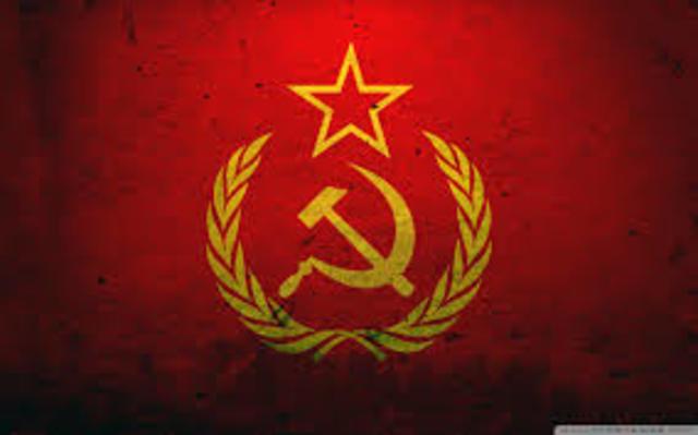 Soviet Troops Parachute in...