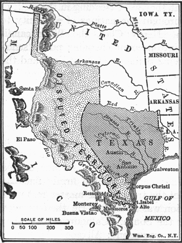 United States Annexation of Texas