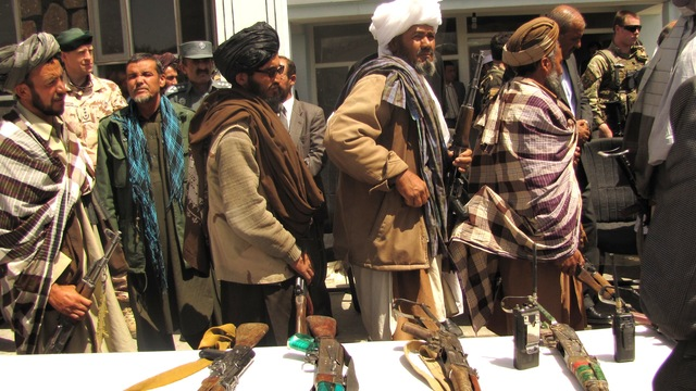 Taliban Takes Control of Afghanistan