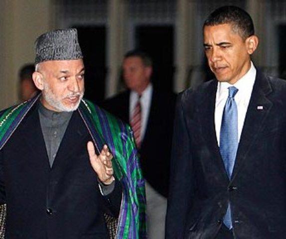 Hamid Karzai is Elected President (5-yr term)
