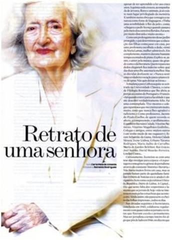 Morte de Matilde Rosa Araújo